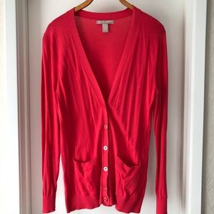 Banana Republic Long Sleeve Cardigan
